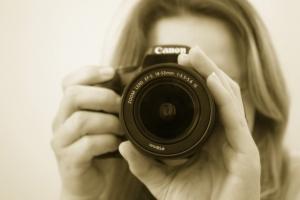一眼レフカメラで高画質の写真を使用する