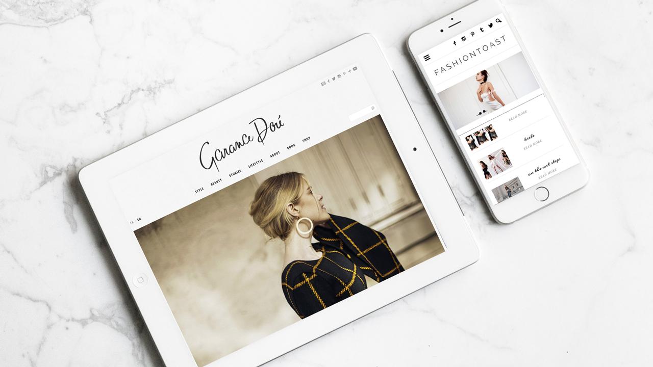 海外の有名ブロガーに学ぶおしゃれなファッションブログの作り方