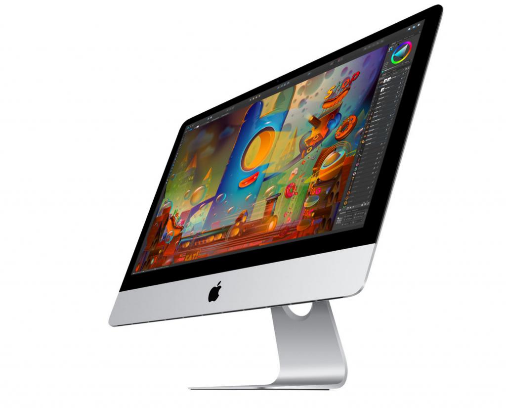 iMac Retina 4Kディスプレイモデル(21.5インチ)