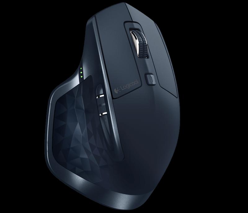 LOGICOOL社製 ページ送り機能付マウス