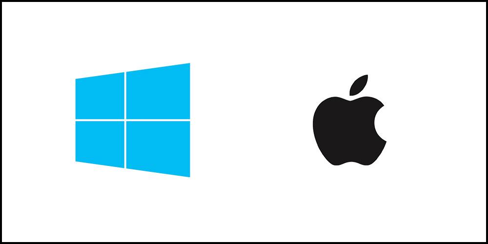 WebデザイナーはWindows or Macどちらを買うべきか
