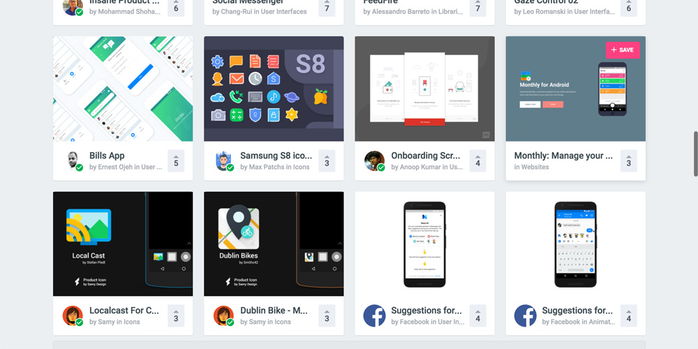 material design daily