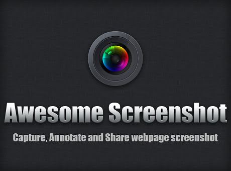 Awesome-Screenshot 画面キャプチャソフト