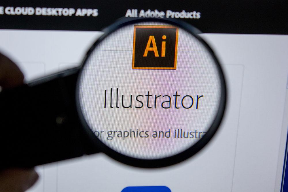 Adobe illustrator単体プラン