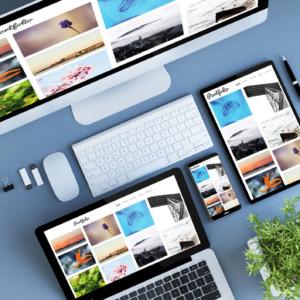 未経験からWebデザイナーを目指す人の為のポートフォリオ制作